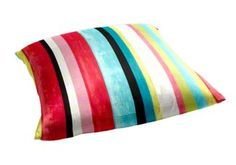 """Custom floor pillows are a great way to add comfort to any living room, playroom or kid's room. Choose from hundreds of fabrics to customize your unique floor pillows.   Using fabric """"28060-TRIL"""""""
