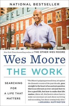 The acclaimed author of The Other Wes Moore continues his inspirational quest for a meaningful life and shares the powerful lessons—about self-discovery, service, and risk-taking—that led him...