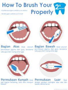 Y ramuan pengikis karang gigi - Storie Health Lessons, Health Tips, Dental Posters, Dental Veneers, Foto Poster, Dental Health, Dental Care, Hair Care Routine, Health Education