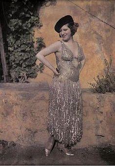 Wilhelm Tobien - Show Girl, Tenerife, Canary Islands, Spain, 1929