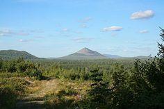 Bald Mountain, New Brunswick, Canada.