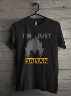 Im Just Saiyan