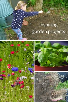 To celebrate National Gardening Week, some of the UK's top home and garden bloggers have joined forces to share their ideas for garden projects. Read on for lots of inspiring garden ideas.