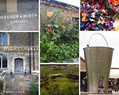 Glimp van nieuwe tuin Piet Oudolf in Somerset