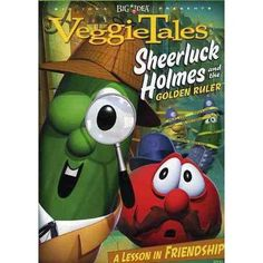 Veggie Tales: Sheerluck Holmes And The Golden Ruler (Full Frame)  100 OF THESE
