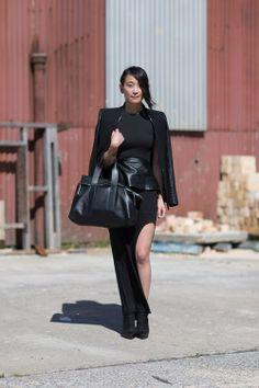 Australia Street Style Spring 2013 - Australia Fashion Week Style Spring 2013 - Harpers BAZAAR