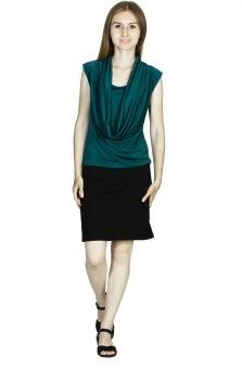 Dream of Glory Inc. Party Sleeveless Solid Women's Top
