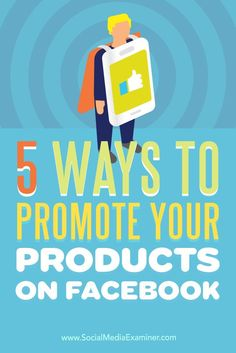 Do you use Facebook for business?  You can do more than posting photos to your page to get more customers and prospects to see your products.  In this article, youll discover five ways to increase the visibility of your products on Facebook. Via @smexami