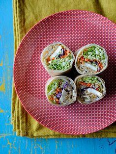 台湾の街角でみかける朝ごはん。野菜たっぷりなので、朝から元気がチャージできそう。|『ELLE a table』はおしゃれで簡単なレシピが満載!