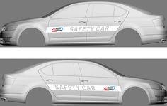 Škoda Octavia RS car graphics in data | Grafika vozu Octavia RS v datech
