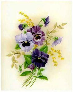 Изображения цветов для декупажа. - Ярмарка Мастеров - ручная работа, handmade