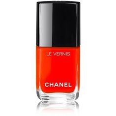 CHANEL Longwear Nail Colour - Colour Espadrilles (€22) ❤ liked on Polyvore featuring beauty products, nail care, chanel beauty products and chanel