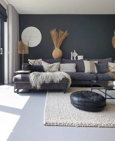 Living Room Decor Cozy, Casual Elegance, Modern House Design, Cosy, Bedroom, Interior, Furniture, Home Decor, Instagram