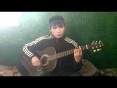 Kazakh singing Russian song