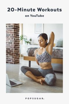 10 Quick Workouts That Will Help You Feel Calmer, Fitter, and More Confident From Home Weight Loss Journal, Weight Loss Challenge, Weight Loss Inspiration, Fitness Inspiration, Workout Inspiration, Best 20 Minute Workout, Weight Loss Motivation, Fitness Motivation, Fitness Routines