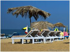 White sands and clear waters are synonyms of Goa, which is also known as the 'land of beaches' or even better, the 'oriental pearl'. Live shells, clean and natural water and fresh unpolluted air make Goa one of the most popular beach holiday destinations in the world.
