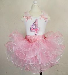 4th Birthday Outfit!! www.facebook.com/southerncharmoh