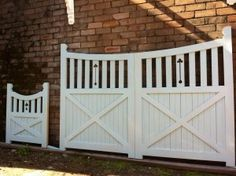 Heritage Timber Gates by All Day Fencing