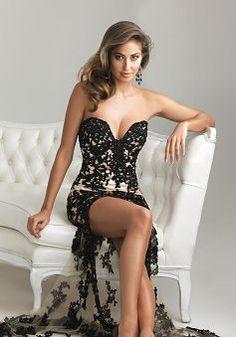 Sheath/ Column Sleeveless Tulle Natural Waist Sweetheart Backless Prom Dresses - 1300104400B - US$209.99 - BellasDress