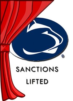 #NCAA Lifts Certain #Penn State Sanctions
