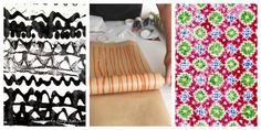 20 way cool printmaking ideas