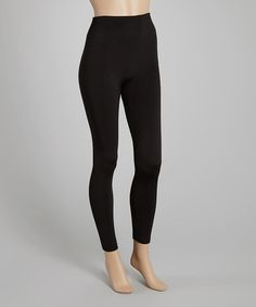 Black Leggings #zulily #zulilyfinds