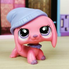 pink Dog mini miniş