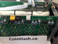 AntMiner S1 Dual Blades Overview 180 GH/s Bitcoin Miner Pictures & Videos