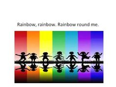 """Bev Bos """"Rainbow Round Me"""" With Lyrics"""