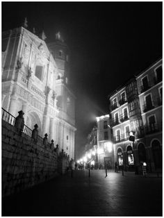 Valladolid Streets Have No Name, Remote, Times Square, Cathedral, Louvre, Architecture, Destinations, Inspire, Travel