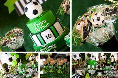 Fernanda Frazão - Festa Futebol - Soccer Party