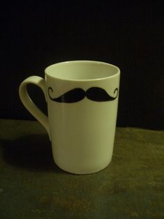 I mustache you for a drink.