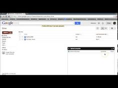 How to Use Docx Files in Google Drive