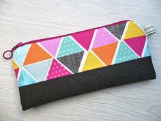Federmäppchen - Geschenkidee - ein Designerstück von Buntschatz bei DaWanda