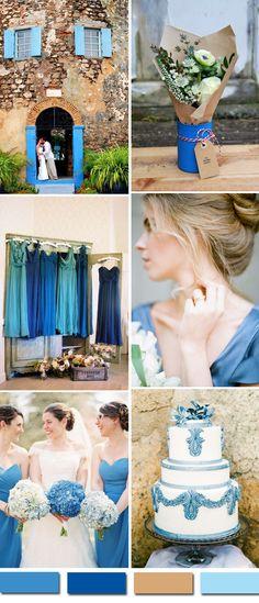 shades-of-blue-and-brown-vintage-wedding-ideas.jpg 600×1398 pixels