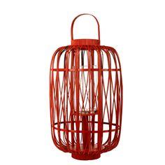 orange bamboo lantern My Favorite Color, My Favorite Things, Orange You Glad, Chinese Restaurant, Shabby Chic Cottage, Conch, Colorful Decor, Orange Color, Lanterns