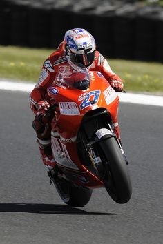World Champion Casey Stoner