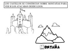 Proyecto castillos Math, Castles, Carnival, Medieval Castle, Middle Ages, Life Tips, Activities, Historia, Dining Room
