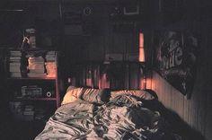 Imagen de bed, room, and bedroom