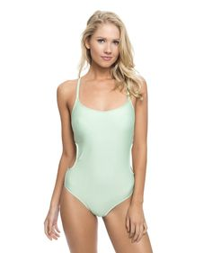 Pin for Later: The Best One-Piece Suits You Can Buy on Amazon  Hurley One & Only Luxe Solids One Piece ($95)