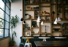 Toby's Estate Coffee, Williamsburg // sang-hee