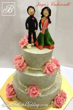 Jaya's Cakewalk anniversary cake designs