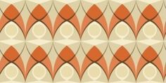 Spotlight Orange A retro styled wallpaper design featuring an all over geometric pattern. Shown here in the vibrant orange colourway. Other colourways are available. Please request a sample for a true colour match. Paste-the-wall product. Orange Wallpaper, Wallpaper Ideas, Dining Room Wallpaper, Piano Room, Designer Wallpaper, True Colors, Vibrant, Spotlight