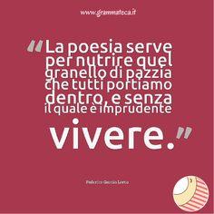 #lorca #federicogarcialorca #quotes #citazioni #cit #poesia #grammateca