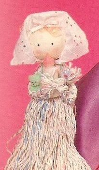 Killer Crafts & Crafty Killers  Baby Yarn Doll