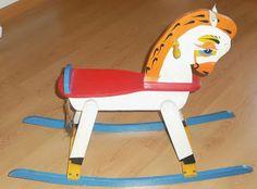 Ainda sou do tempo: ... do Cavalo de baloiço