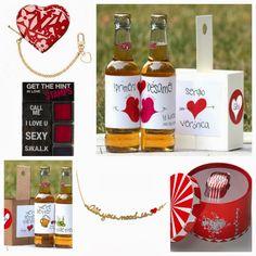 Selección de #regalos para #SanValentín #amor
