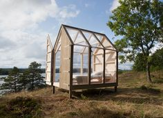 72h Cabin | MilK decoration