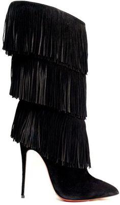 Brilliant Luxury ♦ Christian Louboutin 'Tinagrange' FW 2014-15