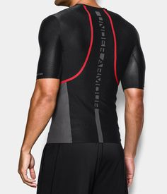 Men's UA ClutchFit™ Half Sleeve Compression T-Shirt | Under Armour IL